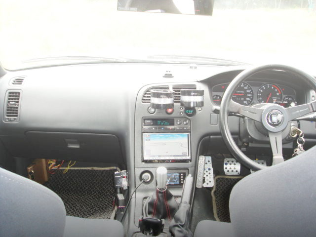 INTERIOR DASHBOARD ENR33 SKYLINE 4-DOOR
