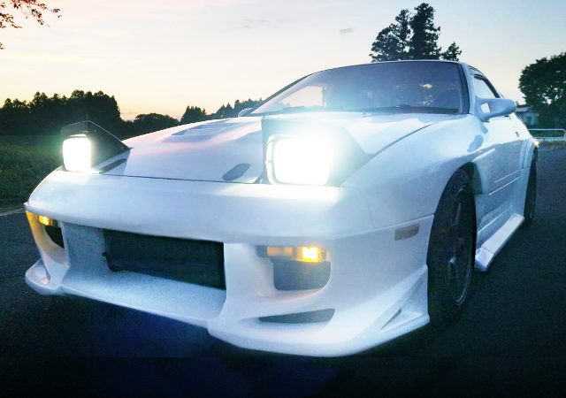 FRONT HEAD LIGHT FC3S RX7
