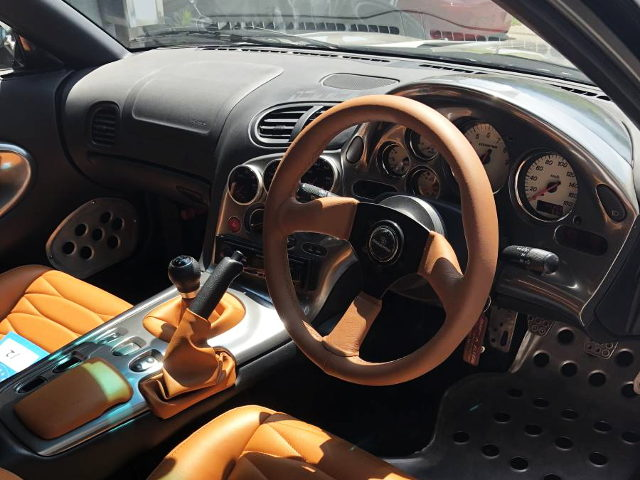 DASHBOARD FOR FD3S RX7