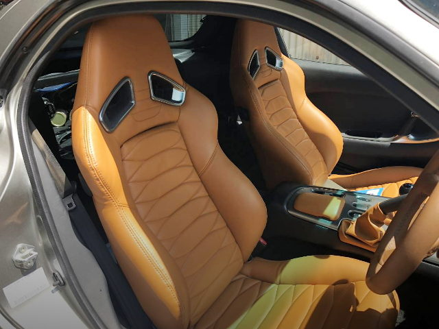 CUSTOM RECARO SEATS