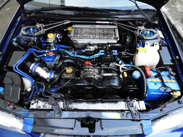 EJ20 BOXER TURBO ENGINE
