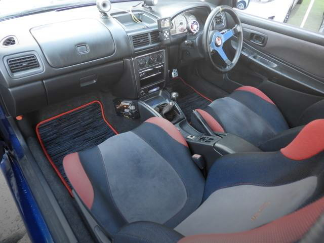 INTERIOR GC8 2DOOR WRX STI