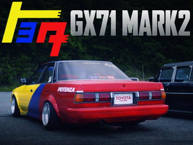 GX71 MARK2 FUKUOKA SPEC