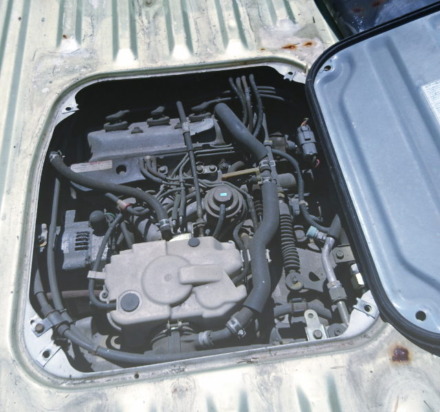 HONDA ACTY TRUCK ENGINE