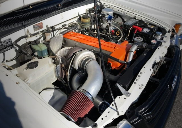 2JZ-GTE ENGINE WITH GTX3582R TURBO