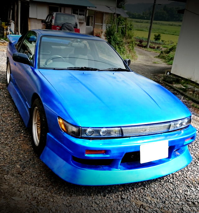 FRONT SILVIA FRONT END 180SX