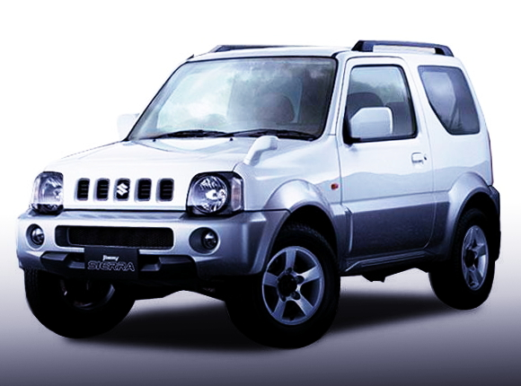 JB43 JIMNY SIERRA NORMAL