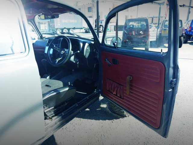 BEETLE JIMNY INTERIOR