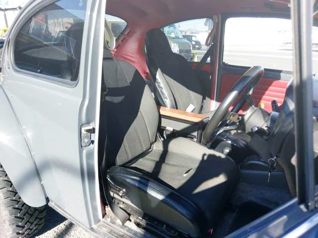 BEETLE JIMNY INTERIOR SEATS