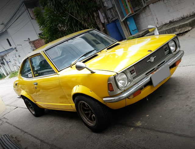 FRONT EXTERIOR KE25 COROLLA COUPE