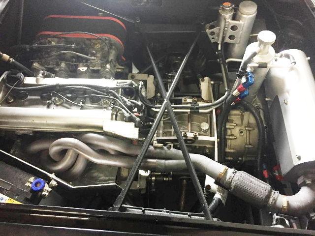 5-VALVE 4AG CARB ENGINE