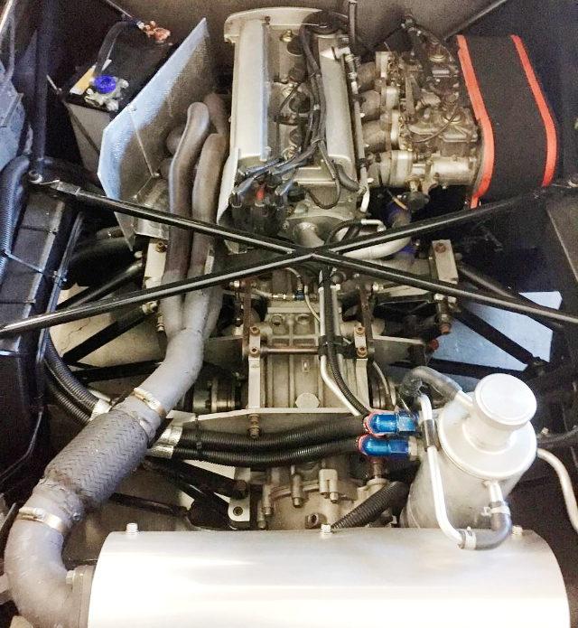 FORMULA TOYOTA 4AG CARB ENGINE