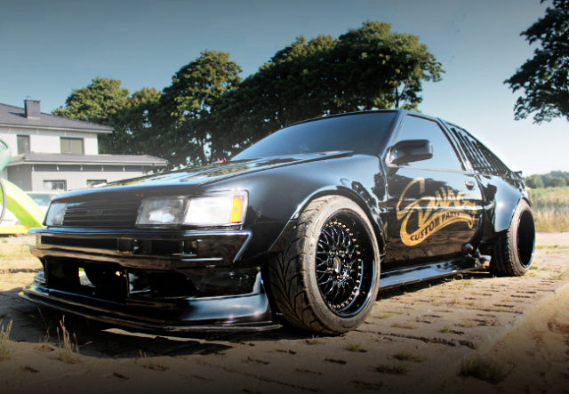 FRONT LEFT EXTERIOR AE86 LEVIN