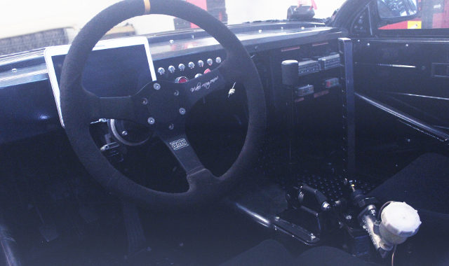 LEFT HAND DRIVE INTERIOR AE86 LEVIN