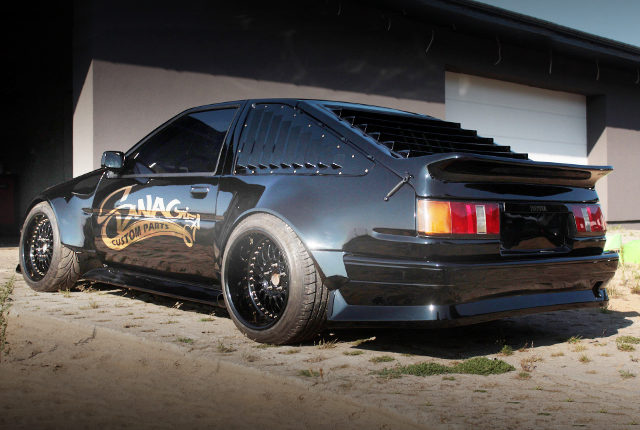 REAR LEFT SIDE EXTERIOR AE86 LEVIN