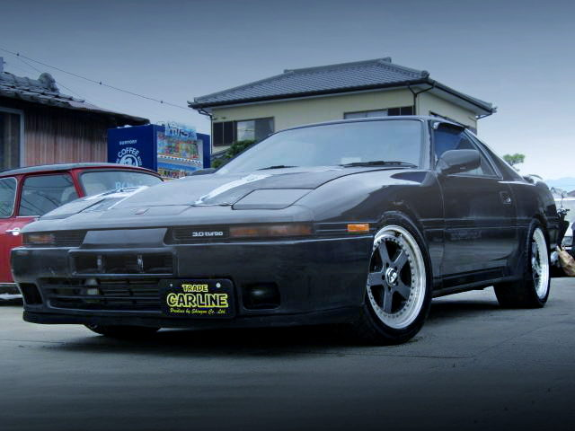 FRONT EXTERIOR MA70 SUPRA TURBO-A