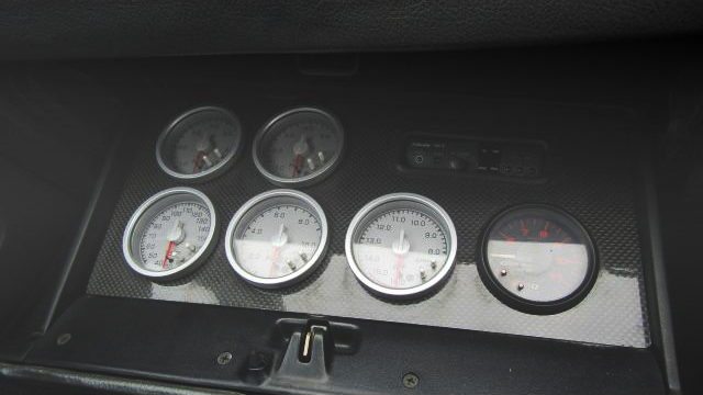 DASHBOARD BOX TO METERS