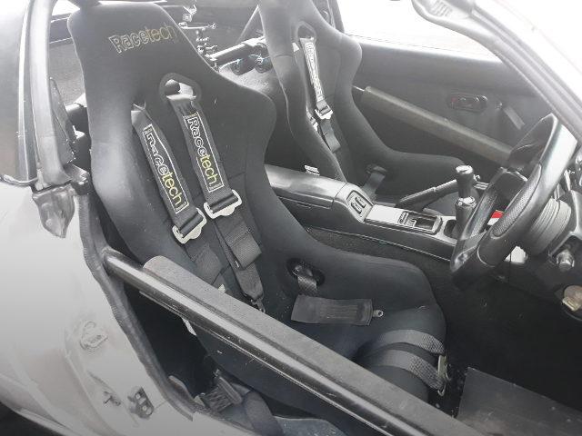 RACE TECH BUCKET SEAT