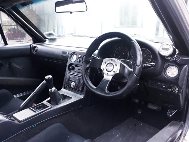 DASHBOARD AND STEERING