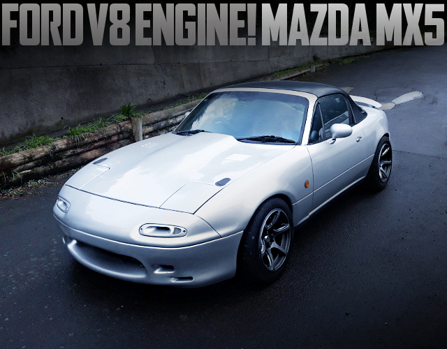 FORD V8 ENGINE SWAP NA8C MAZDA MX5