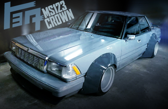 WORKS WIDEBODY MS123 CROWN