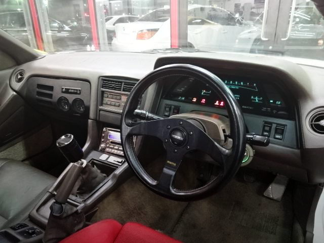 INTERIOR DADHBOARD FROM MZ20 SOARER