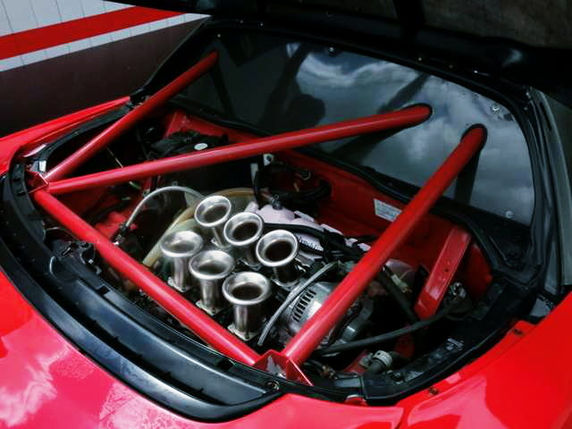 NA2 NSX ENGINE ROOM