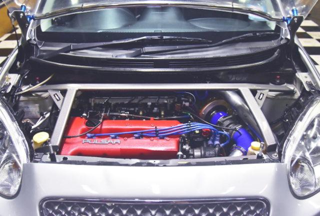 SR20 2L TURBO ENGINE