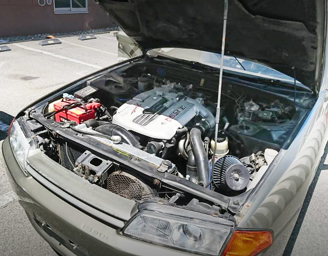 NEO STRAIGHT-6 RB25DET TURBO ENGINE