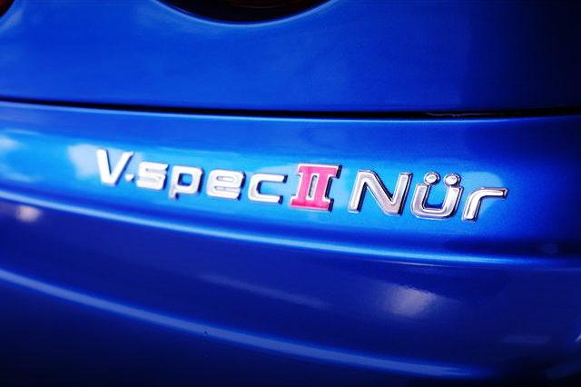 V-SPEC2 NUR EMBLEM