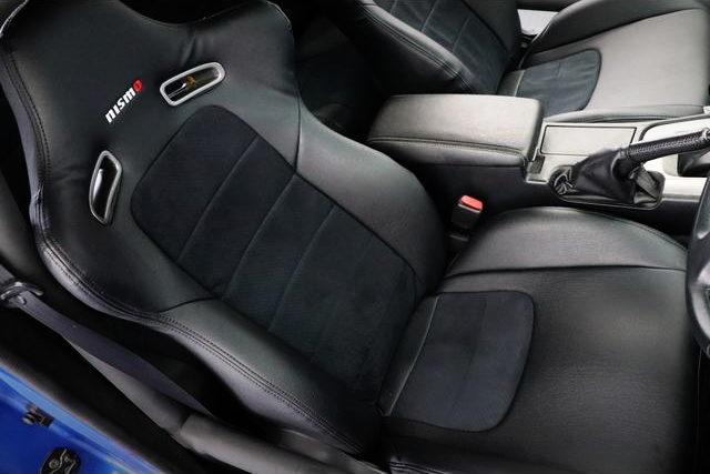 NISMO BUCKET SEATS