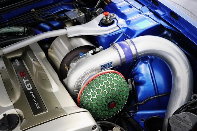 HKS T51R TURBOCHARGER