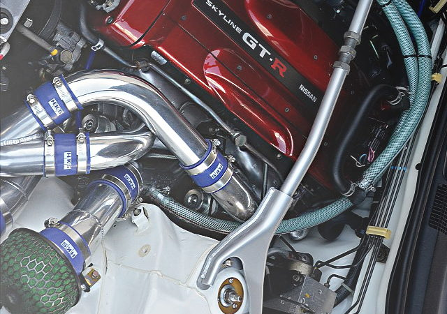 HKS ACTUATOR WITH RB26 ENGINE
