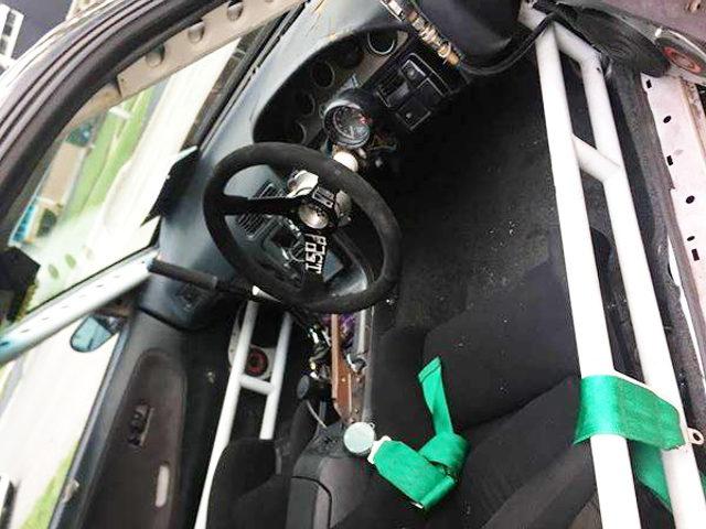 RIGHT HAND DRIVE CONVERSION S13 240SX