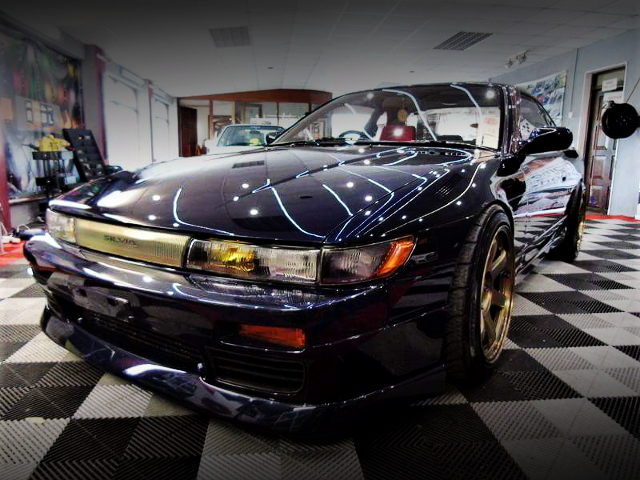 FRONT FACE S13 SILVIA