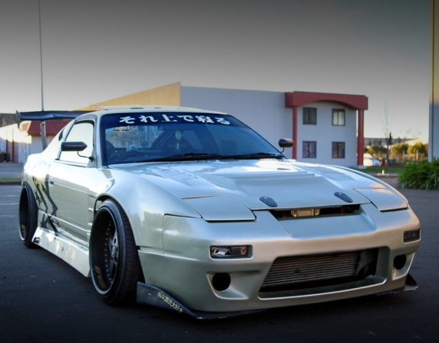 FRONT FACE S13 NISSAN 200SX