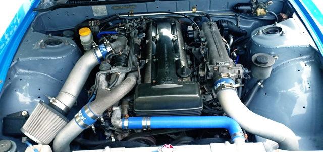 2JZ-GTE TWINTURBO ENGINE NON VVTi
