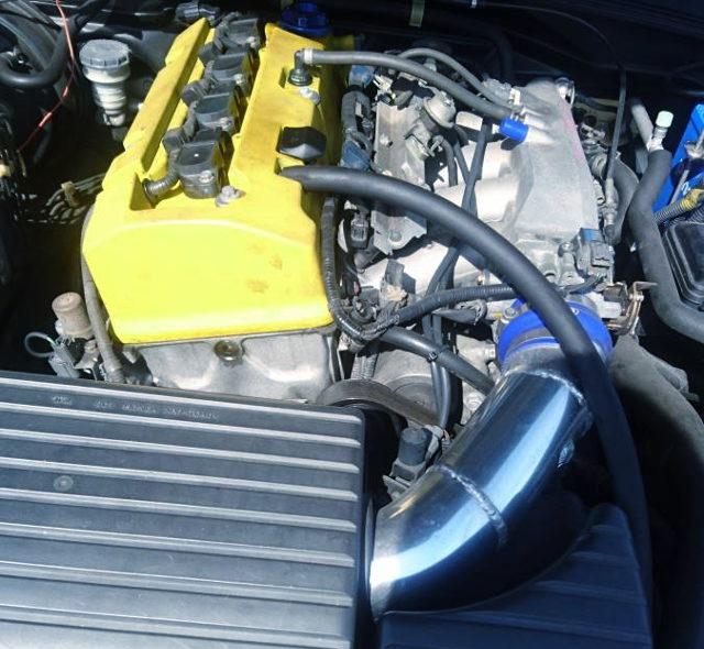 F20C VTEC ENGINE 2200cc BUILD