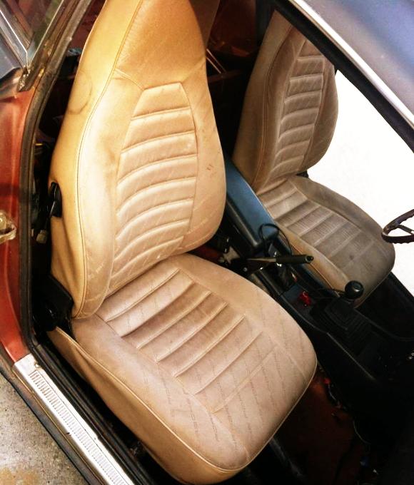 S30 DATSUN 280Z SEATS