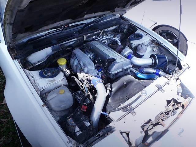 SR20VET TURBO ENGINE