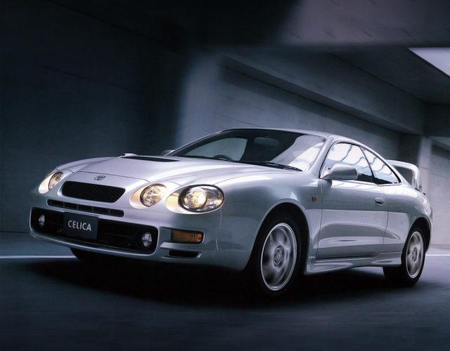 ST205 CELICA GT-FOUR