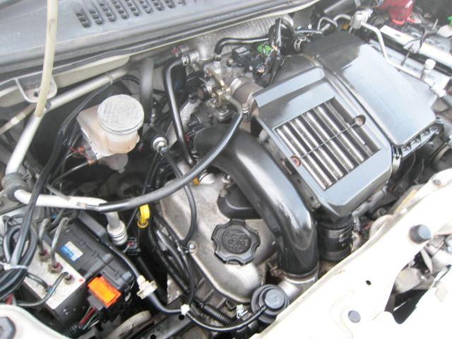 K6A 660cc TURBO ENGINE