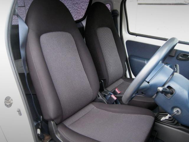 SUZUKI TWIN INTERIOR SEATS