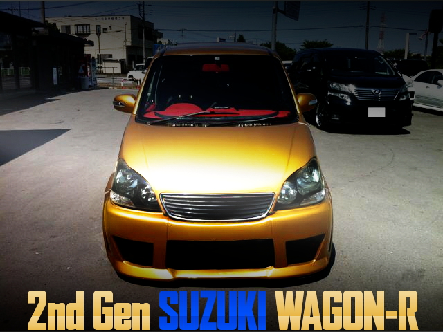 CELSIOR HEAD LIGHT CONVERSION SUZUKI WAGON R