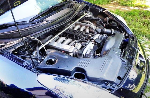 BMW V12 ENGINE SWAP OF T230 CELICA