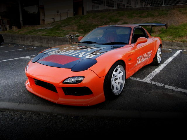 FRONT FACE FD3S RX7