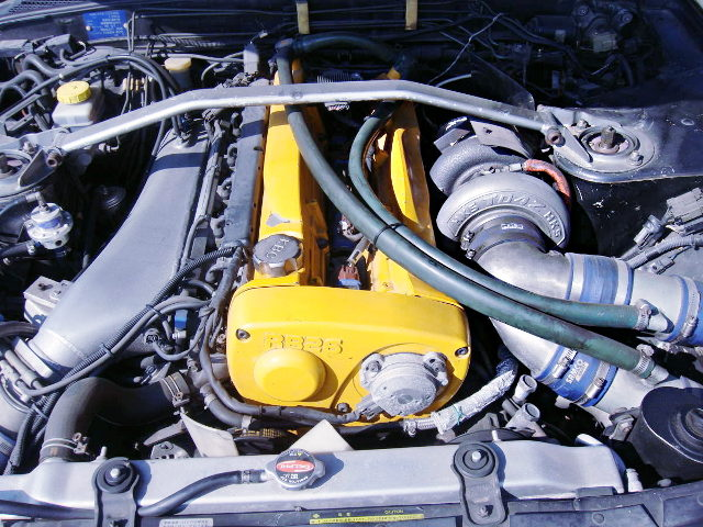 RISING RB29 ENGINE WITH NVCS