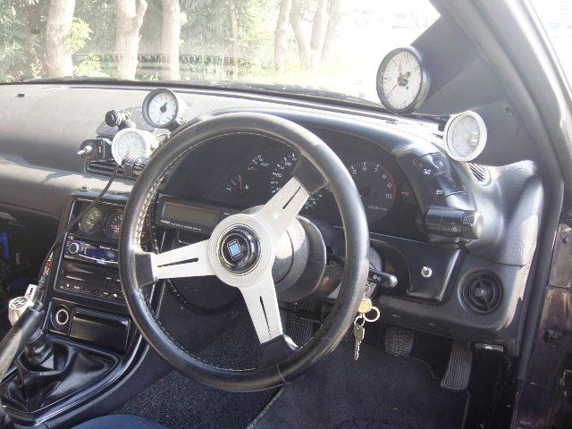 R32 GTR DASHBOARD