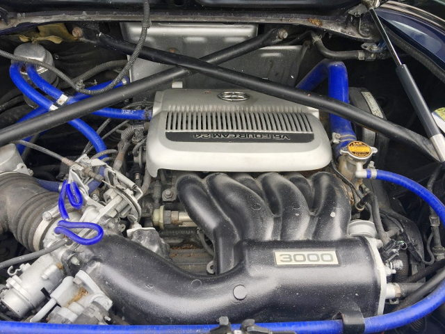 3VZ-FE 3000cc V6 DOHC ENGINE