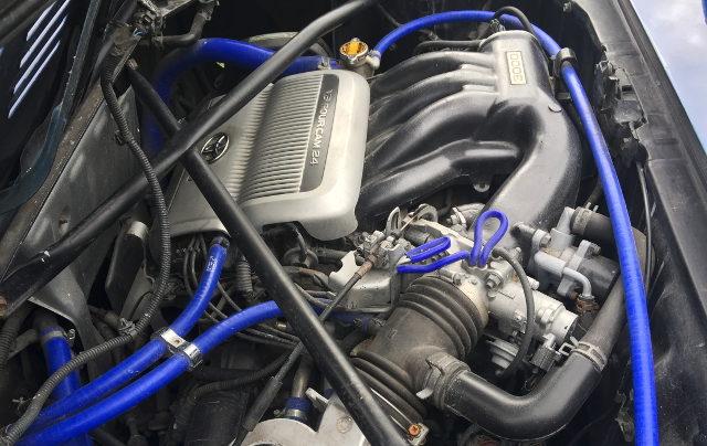 3VZ-FE V6 ENGINE SWAP FROM SW20 MR2